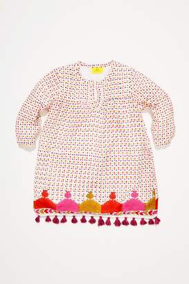 Roberta Roller Rabbit Girls Tunic Cover-Up