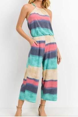 Cherish Multi Color Jumpsuit