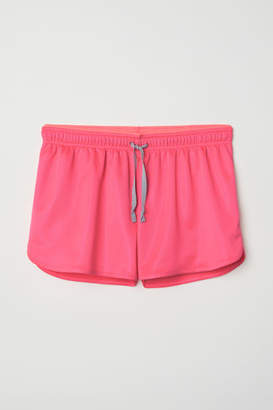 H&M Sports Shorts - Pink