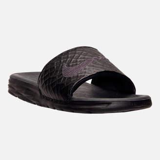 2f5f807dae9 Nike Men s Benassi Solarsoft Slide 2 Slide Sandals