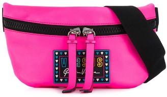 Versus logo zipped belt bag