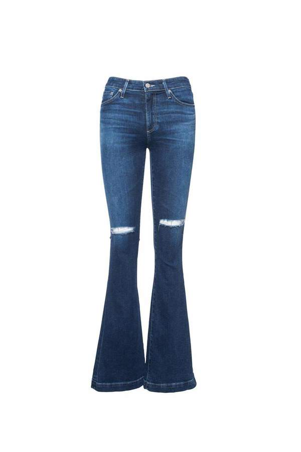 AG JeansAG Adriano Goldschmied Janis High Rise Flare