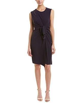 The Kooples Women's Crepe Back Satin Gown Dress
