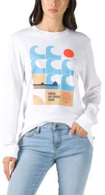 2018 Vuso Poster Long Sleeve T-Shirt