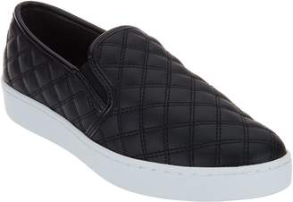 Isaac Mizrahi Live! SOHO Quilted Slip-On Sneakers