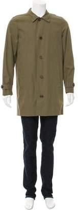 Jack Spade Lightweight Button-Up Coat