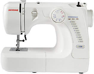 Janome 128 Mechanical Sewing Machine