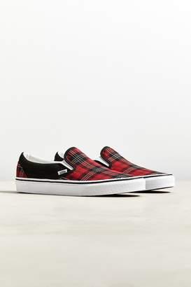 50400992695d Vans Slip-On Tartan Plaid Sneaker