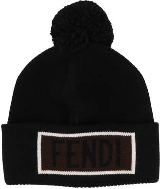 Fendi Words Hat