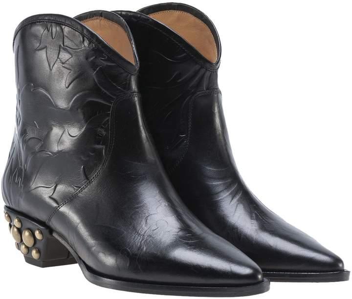 Isabel Marant Studded Dawina Boots