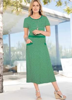 Together Striped Dress