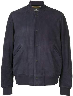Paul Smith snap-button bomber jacket