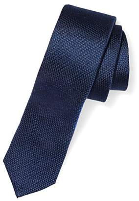"Buttoned Down Men's Classic Silk 2"" Skinny Necktie"