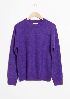Sparkling Sweater
