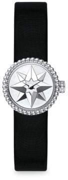 Dior La Mini D de Dior Mother-Of-Pearl Watch