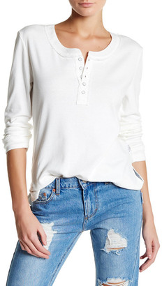 The Laundry Room Powder Thermal Shirt $98 thestylecure.com
