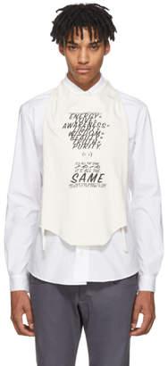 St-Henri SSENSE Exclusive White Dress Shirt