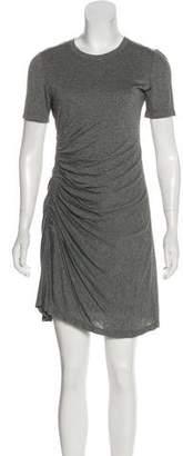 A.L.C. Ruched Mini Dress