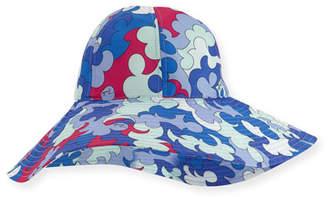 Emilio Pucci Printed Beach Hat