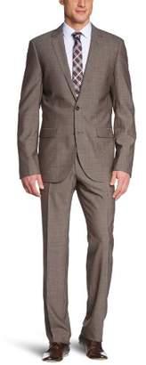 Esprit Men's 993EO2G900 Mini Struct Long Sleeve Suit Jacket,(Manufacturer Size:98)