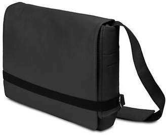Moleskine Classic Leather Slim Messenger Bag