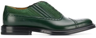 Gucci lace-up brogues