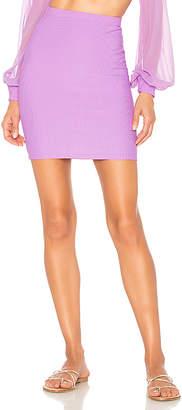 Indah Ramen Mini Skirt