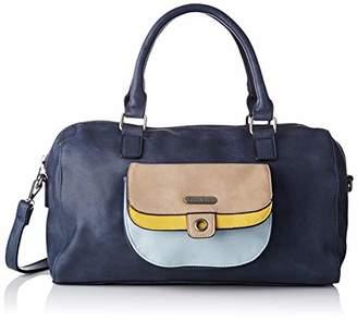 Little Marcel Women's KR11-LM-BLUE Top-Handle Bag Blue