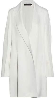 Calvin Klein Collection Satin-Crepe Jacket