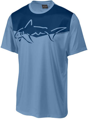 Greg Norman For Tasso Elba Men's Graphic Print Performance Sun Protection T-Shirt