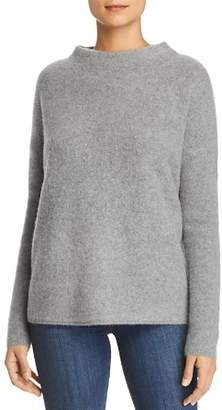 Bloomingdale's C by Oversized Funnel-Neck Cashmere Sweater - 100% Exclusive