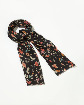 Jigsaw Lily and Lionel Cashmere Mix Scarf