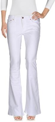 (+) People + PEOPLE Denim pants - Item 42557893MW