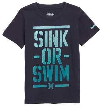Hurley Don't Sink Graphic T-Shirt