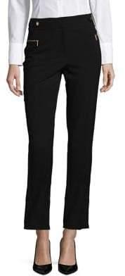 Calvin Klein Slim-Fit Cropped Pants