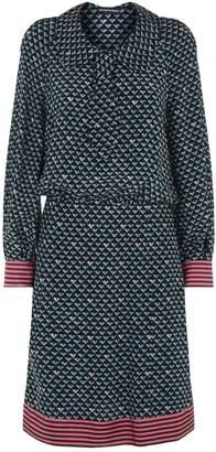 Emporio Armani Silk Shirt Dress