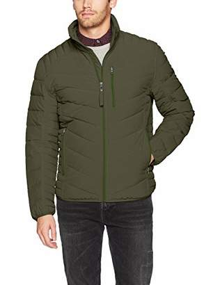 Andrew Marc Men's Bergren Ultra Stretch Packable Jacket