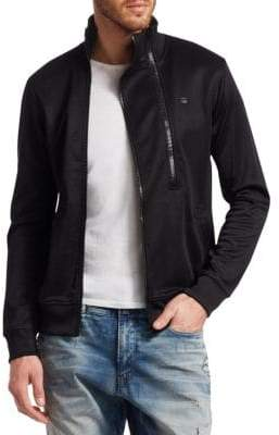 G Star Core Slim-Fit Tracktop Jacket