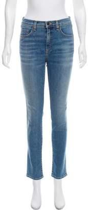 Veronica Beard Mid-Rise Skinny Jeans