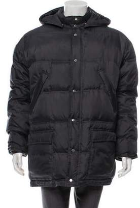 Dolce & Gabbana Quilted Puffer Coat