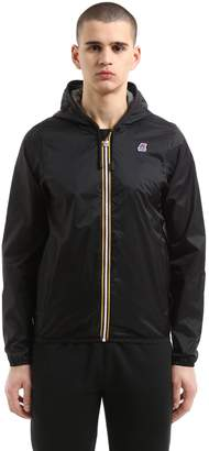 K-Way Jacques Waterproof Nylon Jacket