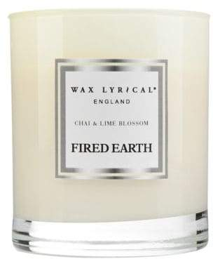 Sophie Conran for Portmeirion Fired Earth Chai and Lime Blossom Candle