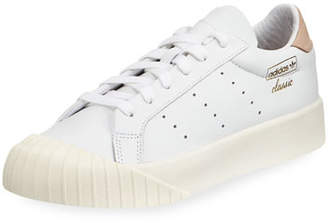adidas Everyn Perforated Platform Sneakers, White