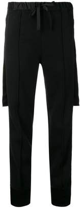 Undercover gathered ankle trousers