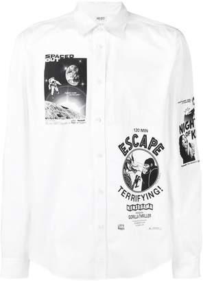 Kenzo Movie Posters shirt