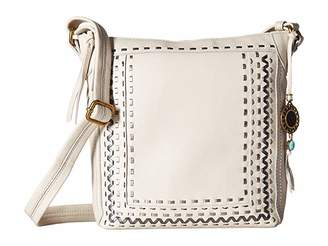 The Sak Tahoe Leather North/South Crossbody By Collective