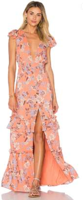 Ale By Alessandra Lina Maxi Dress
