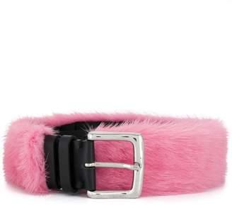 Simonetta Ravizza adjustable buckle belt