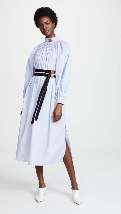 Isabelle Shirting Dress
