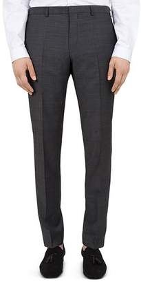 The Kooples Bullet-Proof Wool Slim Fit Trousers